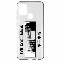 Чохол для Samsung A21s Levi's Eyes