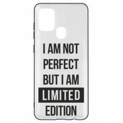 Чохол для Samsung A21s Limited edition