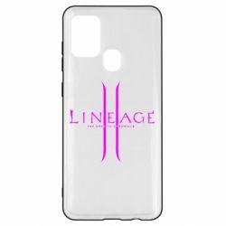 Чехол для Samsung A21s Lineage ll