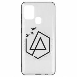 Чохол для Samsung A21s Linkin park Until It's Gone