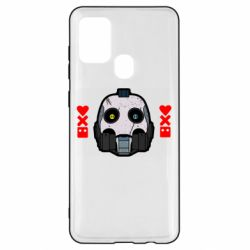 Чехол для Samsung A21s Love death and robots