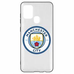 Чохол для Samsung A21s Manchester City