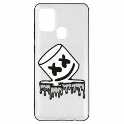 Чохол для Samsung A21s Marshmallow melts