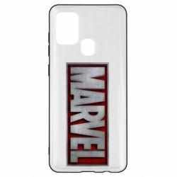 Чохол для Samsung A21s Marvel 3D