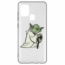 Чохол для Samsung A21s Master Yoda