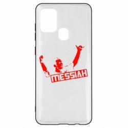 Чохол для Samsung A21s Мессі