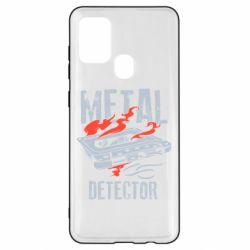 Чохол для Samsung A21s Metal detector