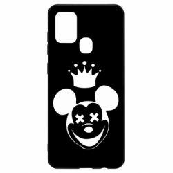 Чехол для Samsung A21s Mickey Mouse Swag
