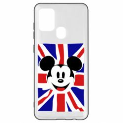 Чохол для Samsung A21s Mickey Swag