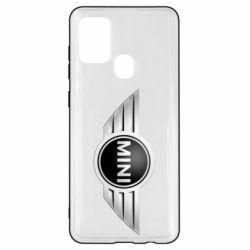 Чехол для Samsung A21s Mini Cooper