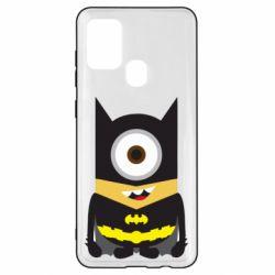 Чохол для Samsung A21s Minion Batman