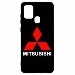 Чехол для Samsung A21s Mitsubishi small