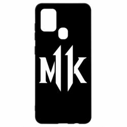 Чохол для Samsung A21s Mk 11 logo