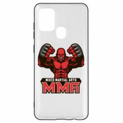 Чохол для Samsung A21s MMA Fighter 2
