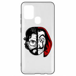 Чехол для Samsung A21s Money Heist