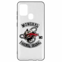 Чохол для Samsung A21s Mongrel MC
