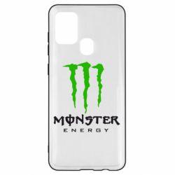 Чехол для Samsung A21s Monster Energy Classic