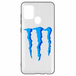 Чохол для Samsung A21s Monster Stripes