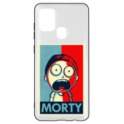 Чохол для Samsung A21s Morti