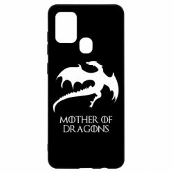Чехол для Samsung A21s Mother of dragons 1