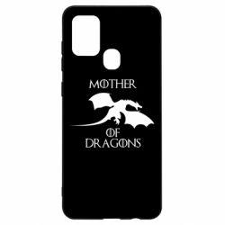 Чохол для Samsung A21s Mother Of Dragons