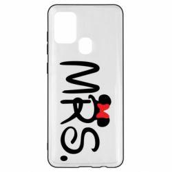 Чехол для Samsung A21s Mrs.