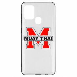 Чохол для Samsung A21s Muay Thai Big M