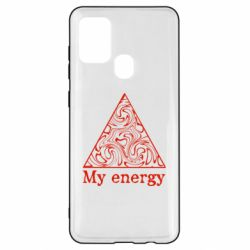 Чохол для Samsung A21s My energy