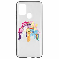 Чехол для Samsung A21s My Little Pony