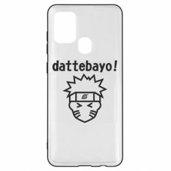 Чохол для Samsung A21s Naruto dattebayo!
