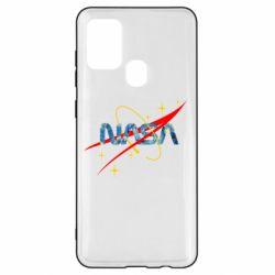 Чохол для Samsung A21s Nasa Wan Gogh