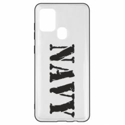 Чохол для Samsung A21s NAVY