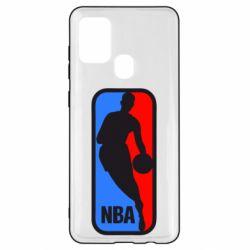 Чохол для Samsung A21s NBA