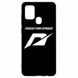 Чехол для Samsung A21s Need For Speed Logo