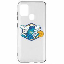 Чохол для Samsung A21s New Orleans Hornets Logo