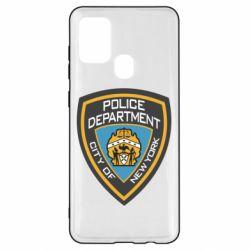 Чохол для Samsung A21s New York Police Department