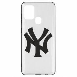 Чохол для Samsung A21s New York yankees