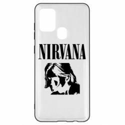 Чохол для Samsung A21s Nirvana