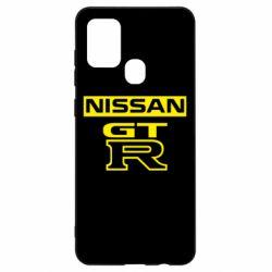 Чохол для Samsung A21s Nissan GT-R