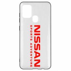 Чохол для Samsung A21s Nissan Sport Adventure