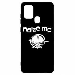 Чохол для Samsung A21s Noize MC Logo
