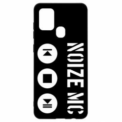 Чохол для Samsung A21s Noize MC-плеєр