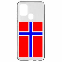 Чохол для Samsung A21s Норвегія
