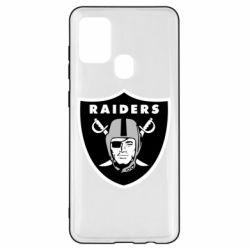 Чохол для Samsung A21s Oakland Raiders