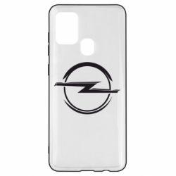 Чохол для Samsung A21s Opel Log