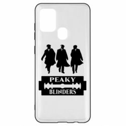 Чохол для Samsung A21s Peaky Blinders