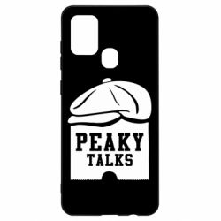 Чехол для Samsung A21s Peaky talks