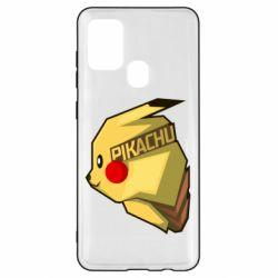 Чохол для Samsung A21s Pikachu