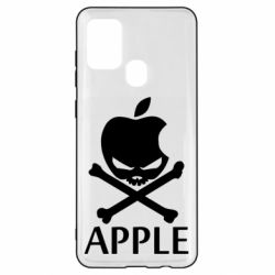Чехол для Samsung A21s Pirate Apple