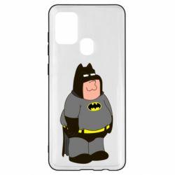 Чохол для Samsung A21s Пітер Гріффін Бетмен